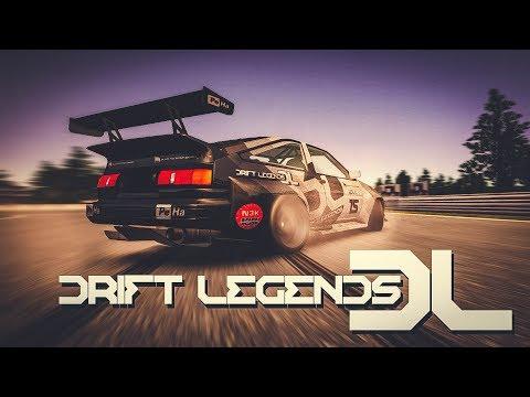 DRIFT LEGENDS - Top 10 drift racing mobile games 2020