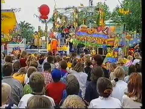 Teil 2/6 - Rolf Zuckowski - Live 1999 Fernsehgarten