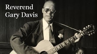 Acoustic Blues Guitar Tips - Rev Gary Davis - Learn Blues Guitar Fingerpicking