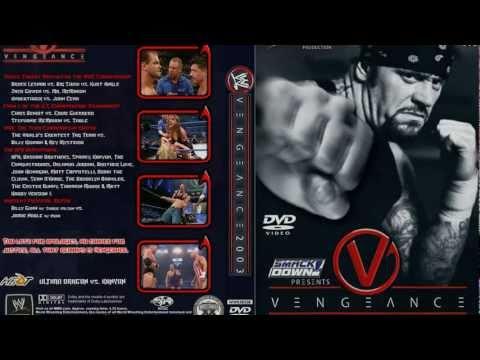 WWE Vengeance 2003 Theme Song Full+HD