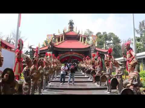 Đại lễ giỗ tổ Vua Hùng hoành tráng tại Suối Tiên (10-3-2018 AL)