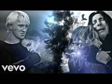 Snape & Lily ✗ Draco & Hermione 〢Alan Walker, K-391 - Lily