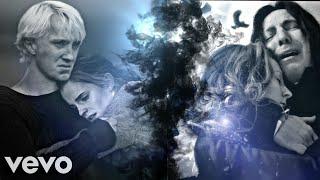 Snape & Lily ✗ Draco & Hermione 〢Alan Walker, K-391 - Lily