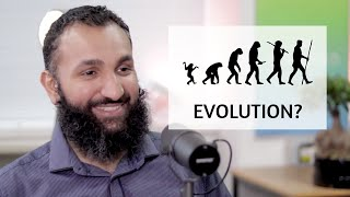 Should Muslims Believe In Evolution? | Subboor Ahmad