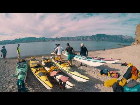 GoPro Hero Black 5   Baja Mexico Kayaking Trip   HD Travel Video