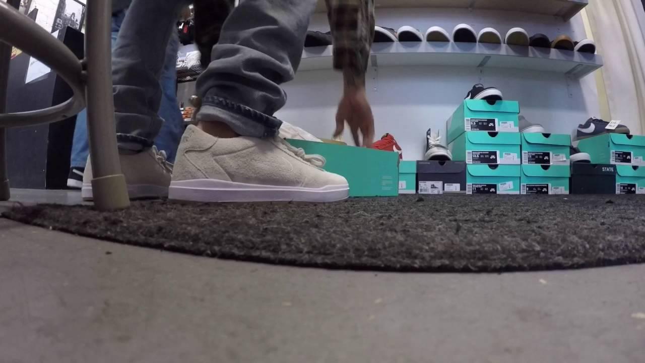 d580438f29aa Nike sb video  222 quartersnacks bruin hyperfeel - YouTube