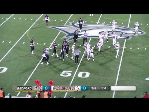 NHIAA DI Final - High School Football - Bedford Bulldogs vs Pinkerton Astros - November 17, 2018