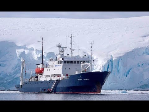 Antarctic Ship Inspection - Polar Pioneer