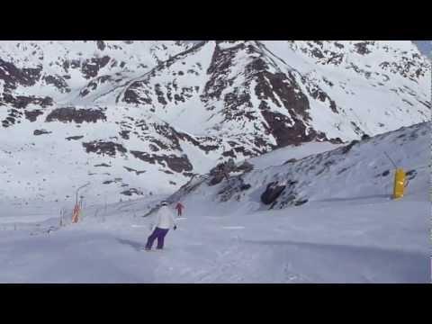 Sector Arcalis, Vallnord Ski Resort, Andorra.