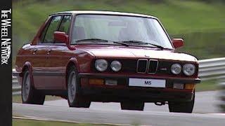 1985 BMW M5 E28 | Driving, Interior, Exterior