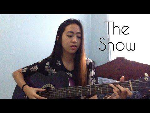 The Show - Lenka (Cover) by Kate Jimenez