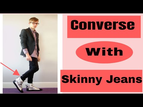 How to Wear Converse High Tops With