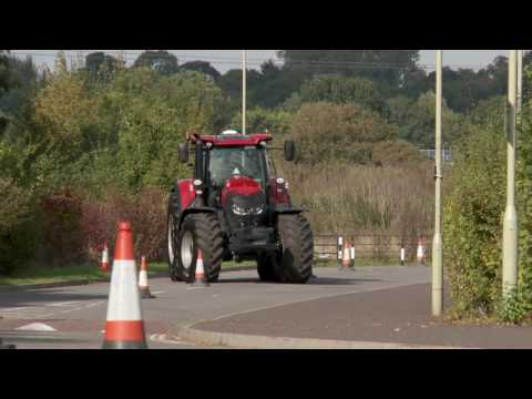 Ordnance Survey and CNH Industrial partner on auto-guided tractors
