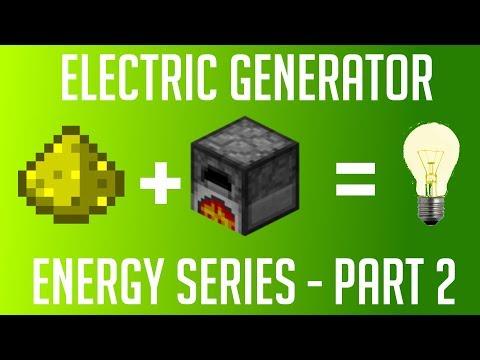 Energy Generator/Producer - Minecraft Modding Tutorial 1.12.2 - Episode 34