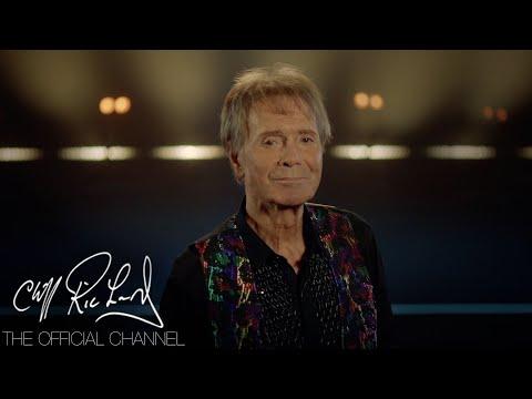 """Cliff Richard – """"Music…The Air That I Breathe"""" announcement"""
