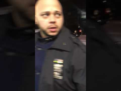 NYPD Cop Gets Aggrivated And Owned #RompeToto