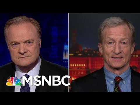 What Tom Steyer Saw Early On About Impeaching Donald Trump | The Last Word | MSNBC