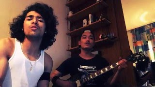 Timi bhane (farki farki ) acoustic cover Albatross