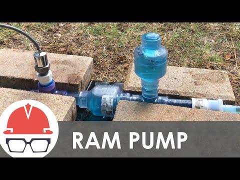 How Does a Hydraulic Ram Pump Work?