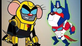 Rat-A-Tat |'Transformers Truck Race Robot Sofa + More Cartoons'| Chotoonz Kids Funny Cartoon Videos