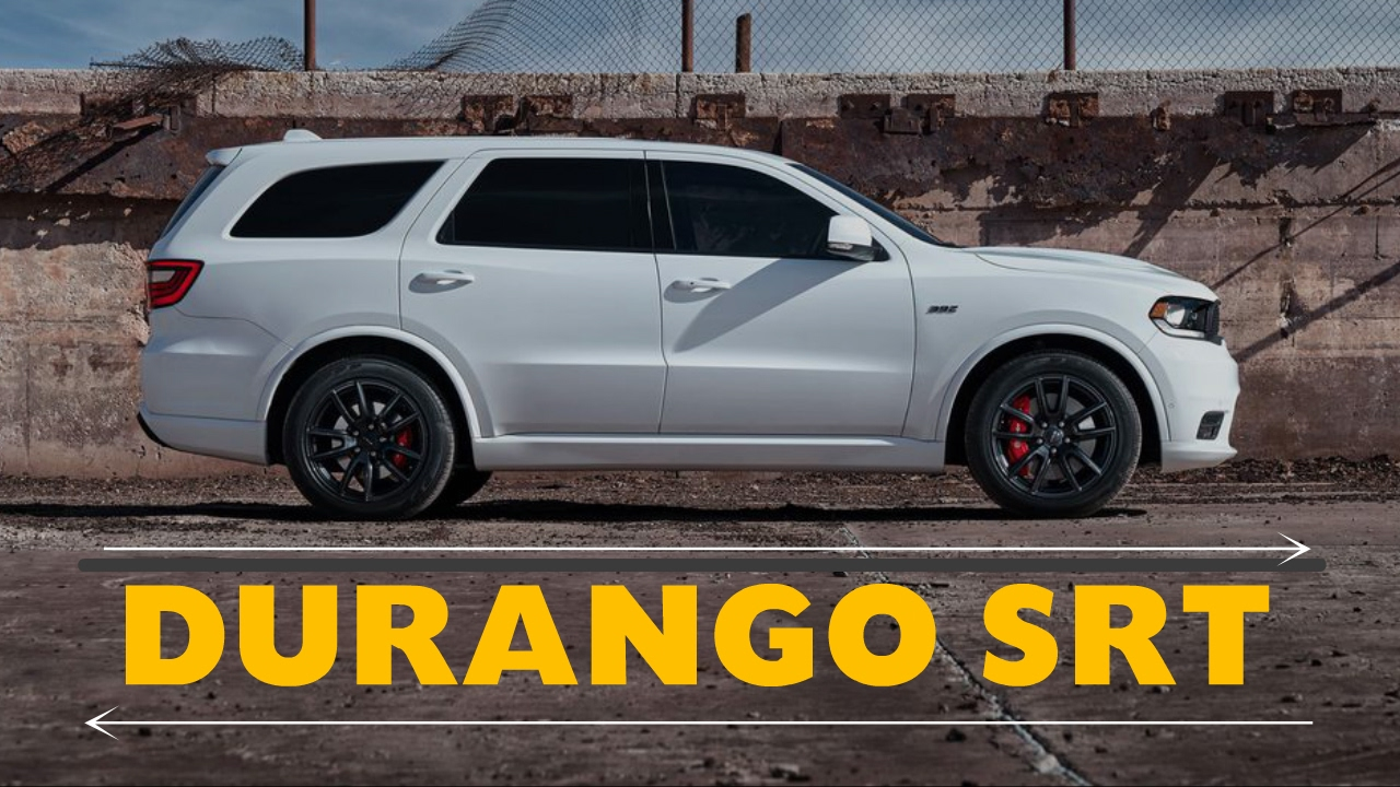 car news! - 2018 dodge durango srt announced! preview + in-depth