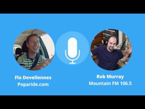Mountain FM Interview 106.5 Canmore