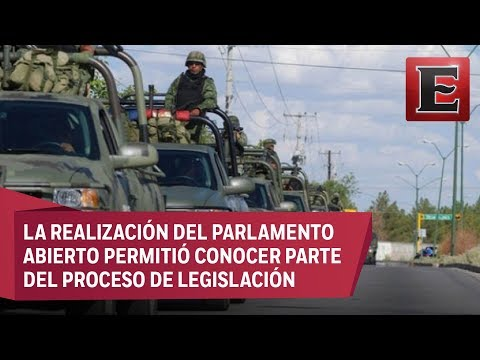 Directo al Debate: Dictamen de la Guardia Nacional