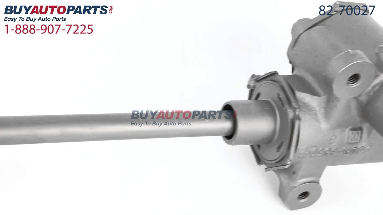 Manual Steering Gearbox From Buyautopartscom Part 82 70027 Youtube 1961 1967 Ford Econoline Parts