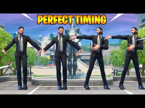 FORTNITE PERFECT TIMING Best Moments #6