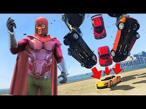 ULTIMATE MAGNETO MOD!! (GTA 5 Mods)