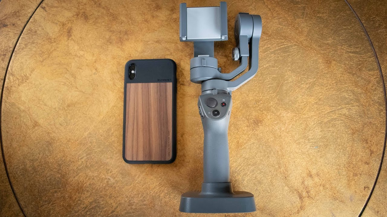 buy online dfdd5 994a8 Will My Moment iPhone XS Max Case Fit into DJI Osmo Mobile 2?