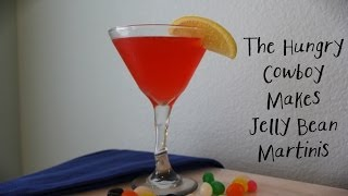 The Hungry Cowboy - Easter Eggs, Jelly Bean Martinis And Talking Bunnies!