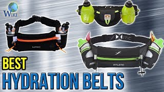 10 Best Hydration Belts 2017
