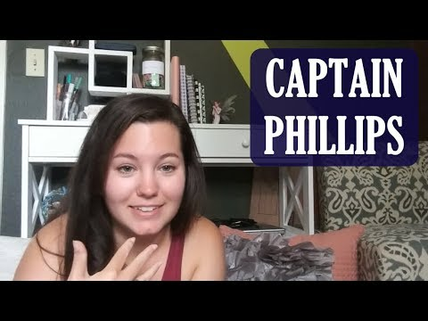 Movie Reactions: Captain Phillips