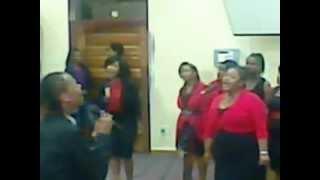 uniqwa gospel choir(Tebogo moloi)
