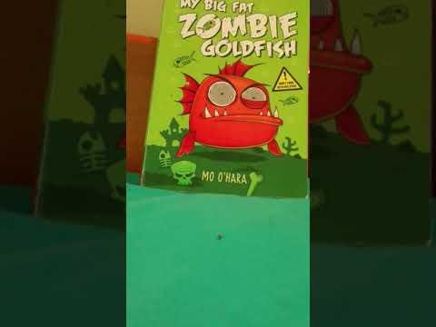Fat Zombie Roblox My Big Zombie Goldfish Book