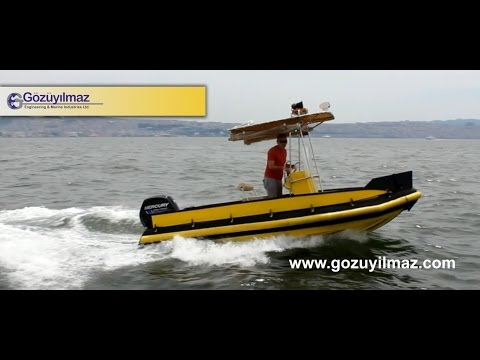 Gözüyılmaz Engineering & Marine Industries  - GM Patrol HDPE 4.95