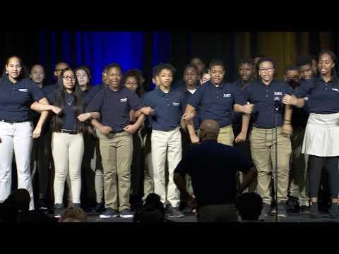 2019 KIPP Leaders and Scholars Breakfast - KIPP Academy Nashville Performance Choir