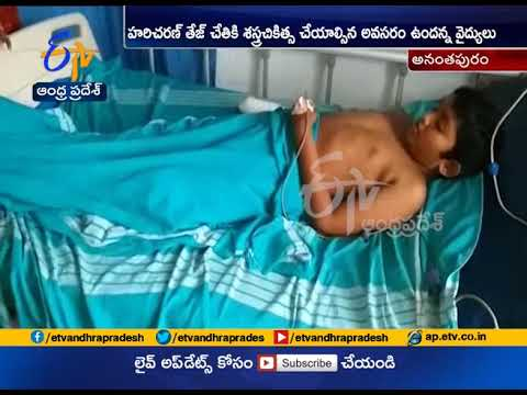 Student Attacked with Pencil by Teacher | for not Doing Homework | at Anantapur