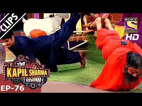Baba Ramdev on The Show – The Kapil...