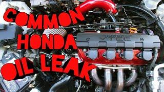 01-05 Honda Civic Common Oil Leak