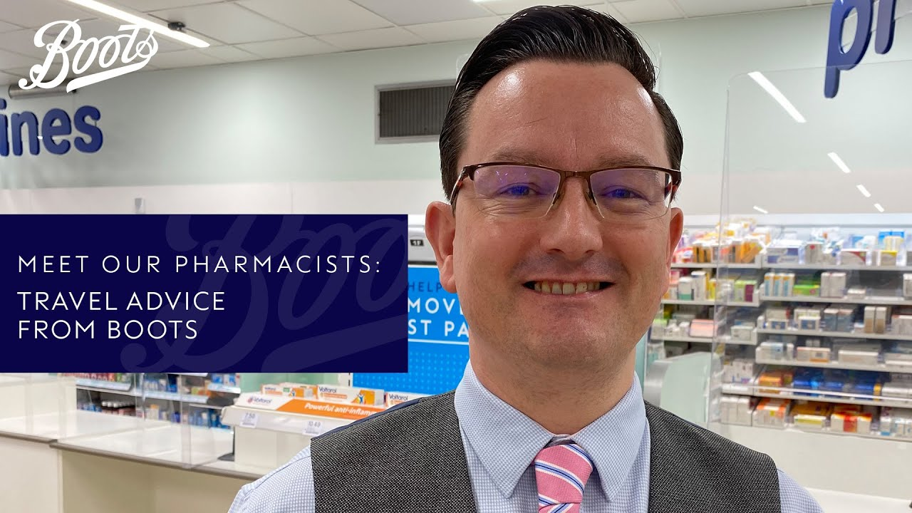 Meet our Pharmacists | Travel advice from Boots | Boots UK