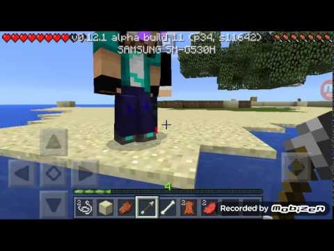 Minecraft pe A Ilha Perdida - #02