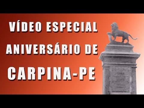 Carpina-PE 89 Anos