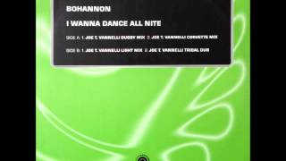 Bohannon - I Wanna Dance All Nite (Joe T Vannelli Light Mix) (HQ)