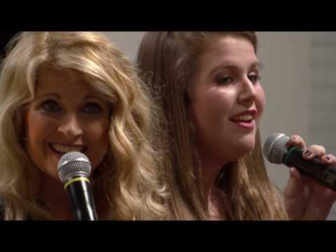 The Scott Family sings