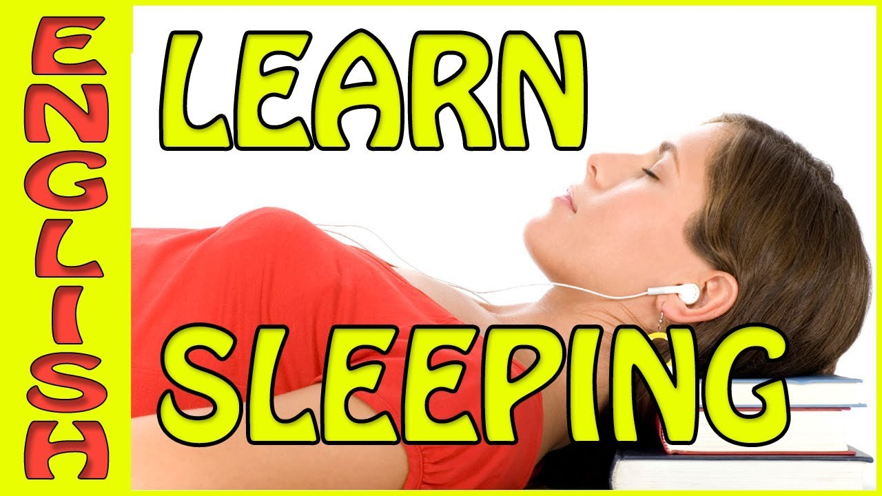 Learn English Sleeping - It's true, this video can increase your vocabulary. تعلم الإنجليزية ال