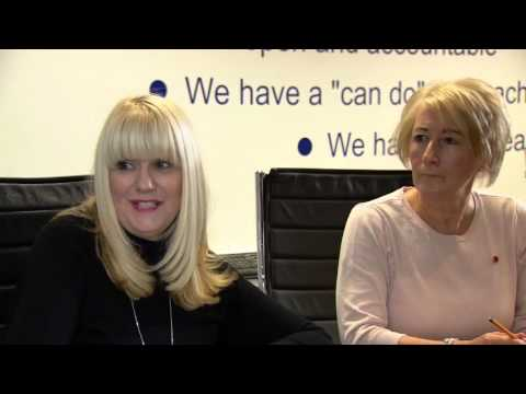 ITN programme featuring Swan's innovative health care services