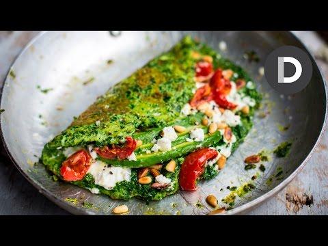Super Green Omelette!