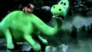 The Good Dinosaur - Sky Sharks Attack (Spoilers)